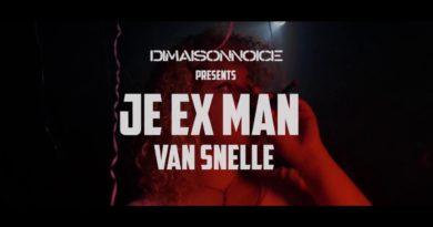 VAN SNELLE – E X M A N ft LUC HENDRICKS & AYOUB VAN WEST (PROD. GIMMASMANDO)
