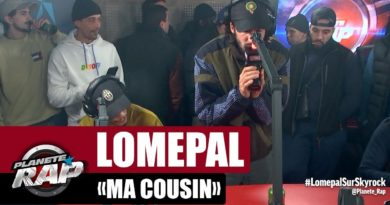 Lomepal at #PlanèteRap